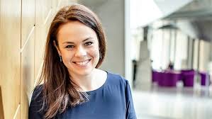 Kate Forbes on why tech is 'the most exciting portfolio in government'