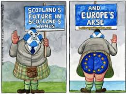 Steve Bell on Alex Salmond's EU speech – cartoon | Opinion | The ...