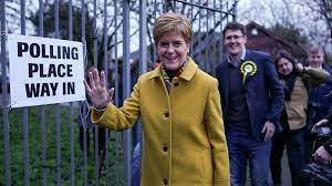 SNP on course for landslide | Scotland | The Times