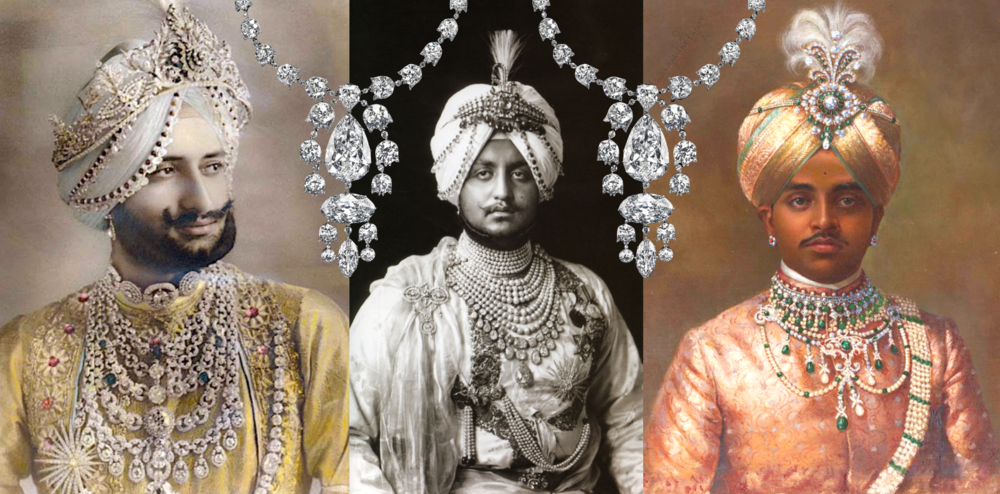 The Magnificent Maharajas of India — REENA AHLUWALIA